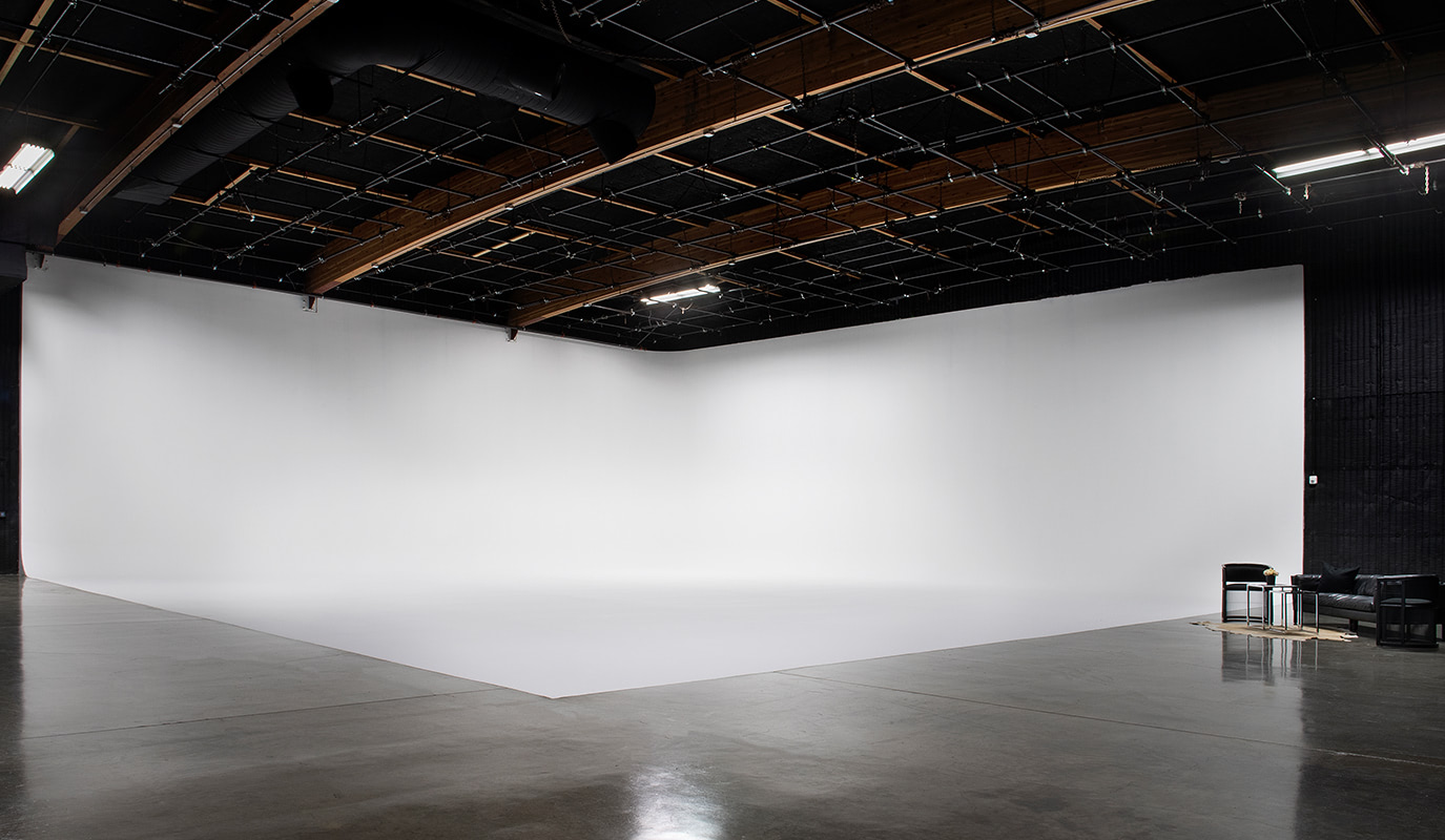 Open white space at Goya venue in Los Angeles California, exclusive partner of The Copper Key