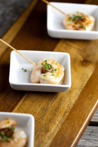 Tiger+shrimp+with+harissa++medjool+dates